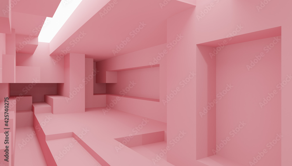 Fototapeta Abstract Architecture
