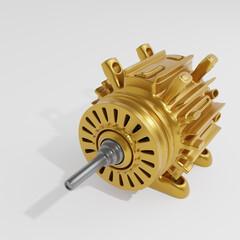 Future electric motor
