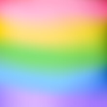 Abstract Blurred Ranbow Background. Soft Colorful Gradient Backdrop. Vector Illustration For Your Graphic Design, Banner, Poster