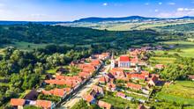 Cloaster, Romania - Saxon Village In Transylvania