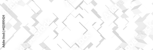 Fotografie, Obraz White Gray background