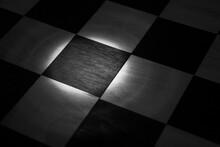Illuminated  Chessboard