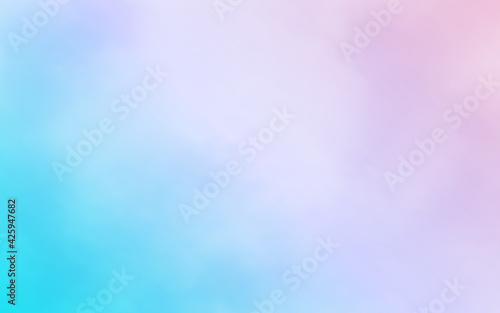 Fototapeta ベクター素材 軽いファイルでカラー調整しやすいグラデーション背景 obraz