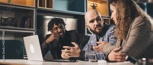 Foto business meeting