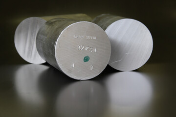 Wałek aluminiowy