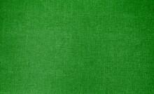 Grüne Stofftextur Als Natürlicher Hintergrund