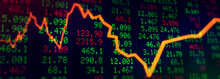 Börse Chart Trading Investment