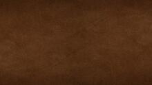 Old Brown Dark Rustic Leather - Suede, Buckskin Background