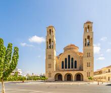 Ayioi Anargiroiin Church, Paphos, Cyprus