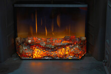 Electronic Fireplace Effects