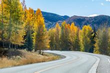 United States, Idaho, Sun Valley, Bald Mountain Of Snowy Mountains