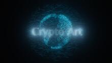 Crypto Art Logo