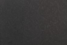 Fondo Textura De Tela Oscura Con Trama Bordado Y Dibujos