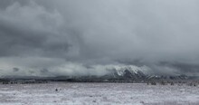 Grand Tetons Winter Storm