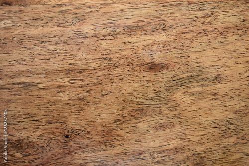 Wallpaper Mural Brown color rustic acacia wood textured background
