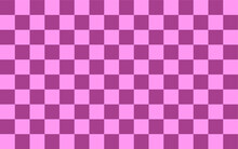 Checkered Pattern Background. Pink And Brown. Geometric Ethnic Pattern Seamless. Seamless Pattern. Design For Fabric, Curtain, Background, Carpet, Wallpaper, Clothing, Wrapping, Batik, Fabric,Vector I