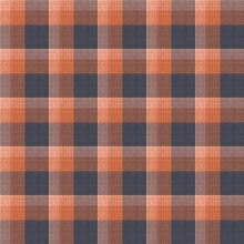 Knit Wool Plaid Background Pattern. Traditional Warm Checkered Handmade Stitch Texture Effect. Seamless Masculine Tweed Effect Fabric. Melange Winter Tartan All Over Print.