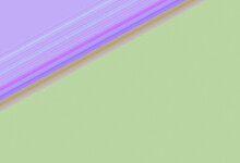 Lilac And Mint Green Pastell Linear Gradient