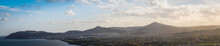 Panoramic View Of Wicklow Mountains And South County Dublin