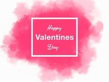 Valentines Day Backgrund And Pink Wallpaper