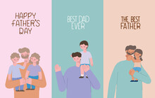 Banners Fathers Day