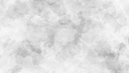Abstract gray and white watercolor background