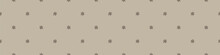 Hand Carved Flower Block Print Seamless Border Pattern. Rustic Naive Folk Motif Illustration Banner. Modern Simple Heritage Style Natural Lino Cut Illustration. Ethnic Primitive Edge Bordure Trim.