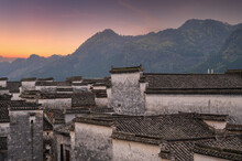 Overlook The Chinese Hui Style Architecture