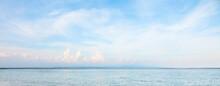 Seascape. Bali, Indonesia.