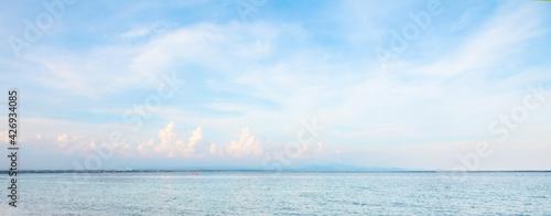 Fotografie, Obraz Seascape. Bali, Indonesia.