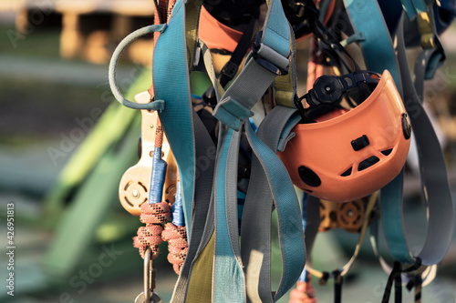 Cuadros en Lienzo fall protection