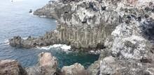 Columnar Joint In Jeju Island