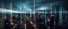Hightech Digitale Infrastruktur