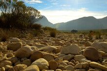 Dry, Rocky, Riverbed