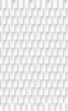 Abstract Background White - Gray Rectangles - Vector