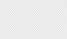 金網(フェンス)の背景素材のイメージイラスト