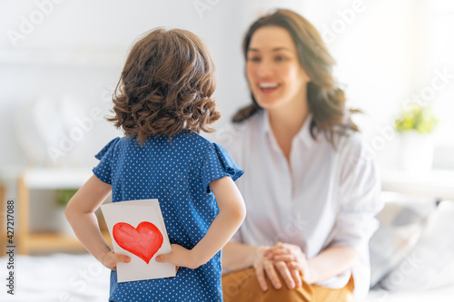Fotografie, Obraz Happy mother's day
