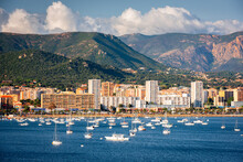 Corsica, France Coastal Resorts