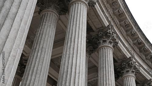 Valokuva Classic architectural column