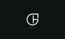Alphabet Letters Initials Monogram Logo GH HG G H