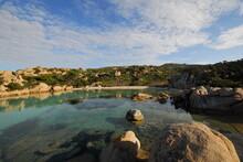 Caprera, Cala Serena, Parco Nazionale Arcipelago Di La Maddalena