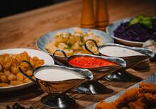 Catering/ Zestaw Mięs