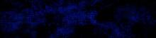 Futuristic, Blue Digital Grid Background. Network Tech Wallpaper Banner. 3D Render