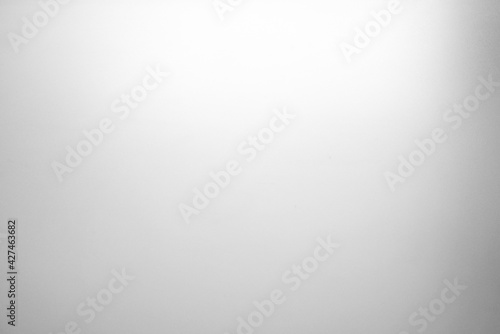 White Turbid Glass Window Background with Grain, Suitable for Color Cast and Overlay. - fototapety na wymiar