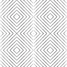 Black Matt Square, Broken Border, Placed Next To Each Other In A Set For A Seamless Pattern Background.