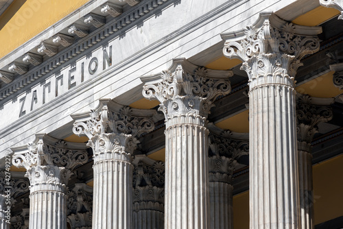 Fototapeta Athens, Attica, Greece