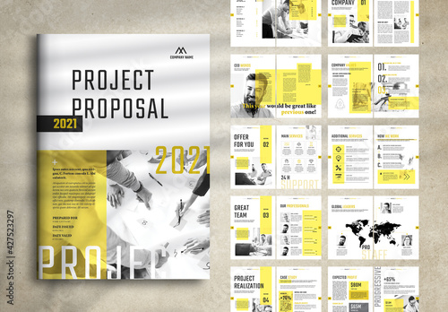Project Proposal Layout