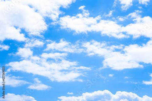 Fototapeta 穏やかな青空 obraz