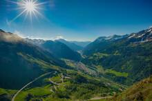 St. Gotthard-Pass - Schweiz