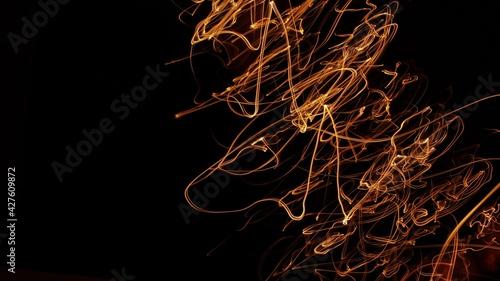 Abstrakcyjne tło  - fototapety na wymiar
